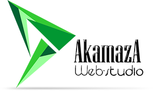 Фирменный логотип веб студии