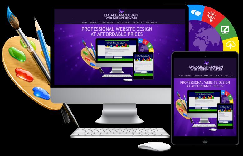 Сделаем качественный веб дизайн любого уровня сложности